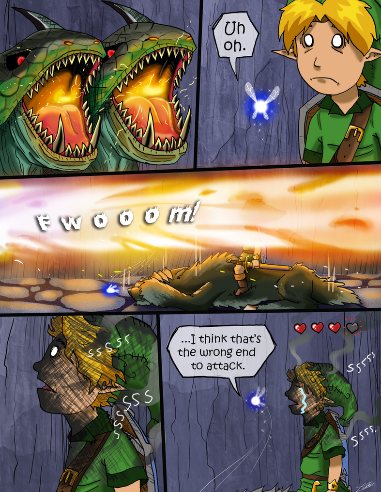 Legend of Zelda fan fic pg77 by girldirtbiker