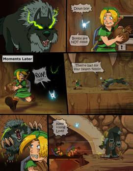Legend of Zelda Fan Fic pg.89