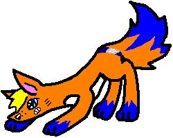 Naruto Wolf- For Rockyisanbu by gelertyfun4every1