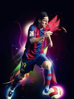 Lionel Messi by MySoulArtz