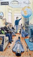 Definitely Maybe - Oasis Album #1 of #10