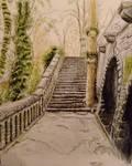 DrawDungeonPark - Landscape drawing challenge