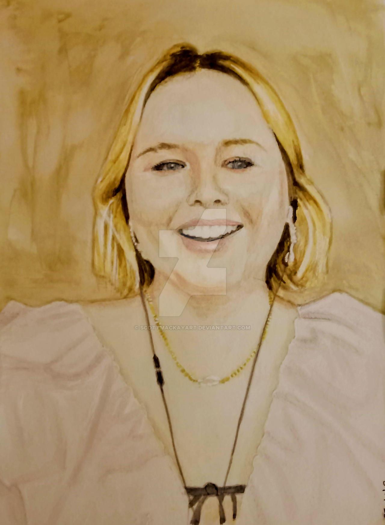Sky Portrait Artist of the Week - Nicola Coughlan