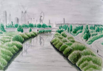Landscape artist of the year episode 7