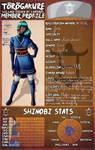 [TG]: Aneko Uranami - Uranami Clansmen by Ebberry-Jay