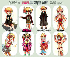 OC style JAM!