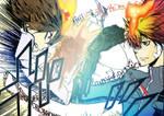Hitman Reborn Manga CG