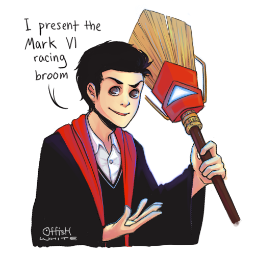 Mark VI broom by meixx