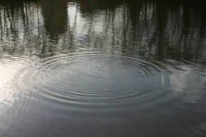 water ripples by frchblndy-stock