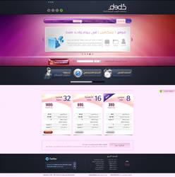 Khtoot - website