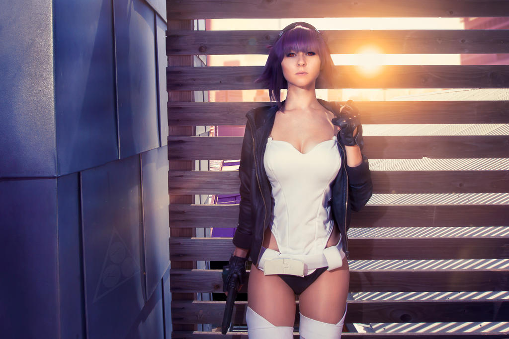 The Major by MsCharCosplay