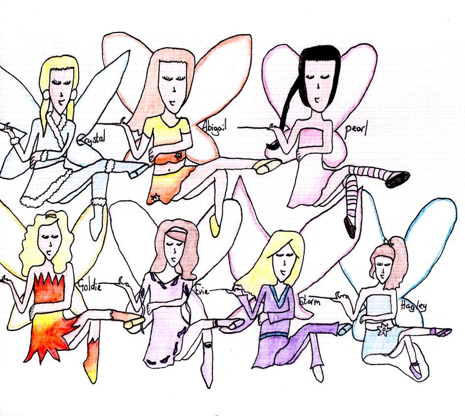 Rainbow Magic - Weather Fairies Banner Idea by AbiSnow1998 on DeviantArt