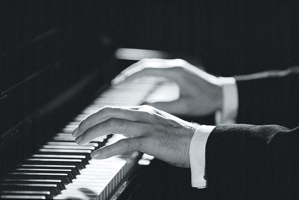 On piano by salenaA