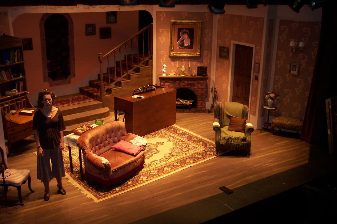 stage door scenery by kamikazekyle on deviantart. Black Bedroom Furniture Sets. Home Design Ideas