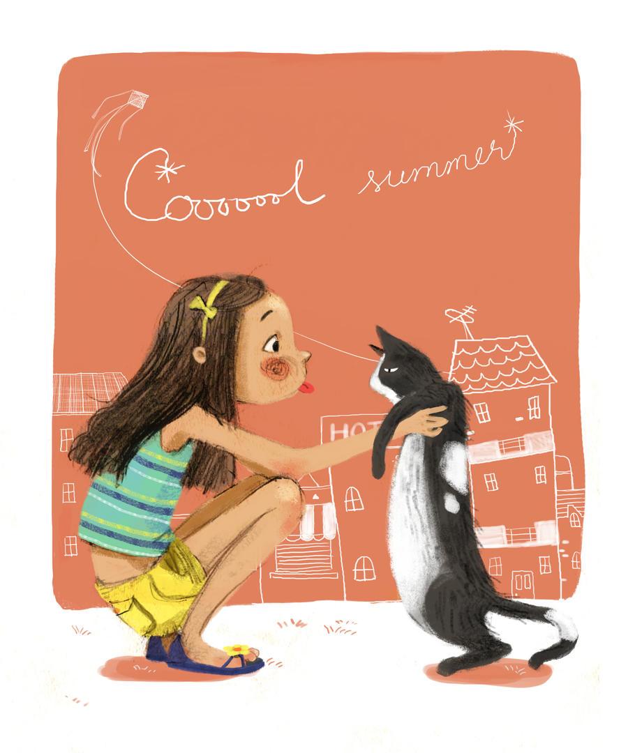 coooooool summer \m/ by 4leafcloverVN