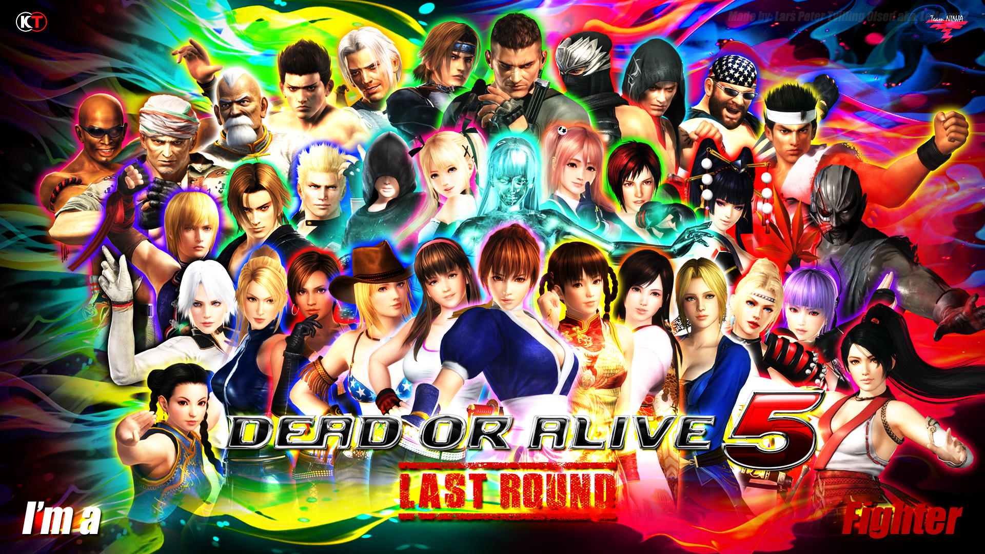 Dead Or Alive 5 Last Round Character Wallpaper By Leifang12 On