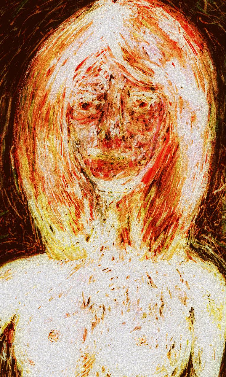 Frau by CheBertrand