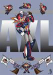 It's Axl