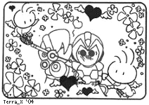 Super Late 1000-hit Cuteness by terrastardroid