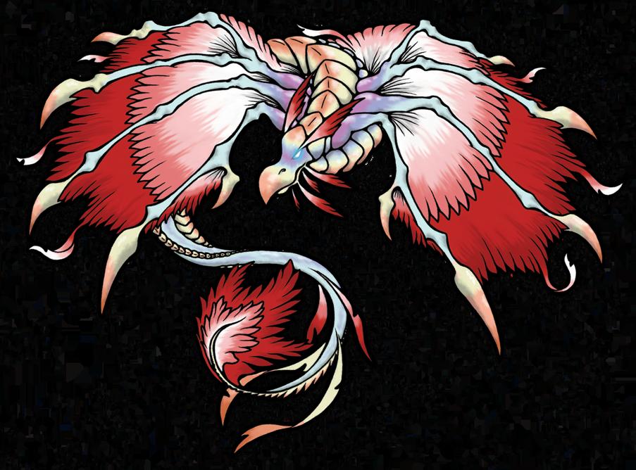 Dragonhawk by terrastardroid