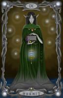 The Hermit by eringomez