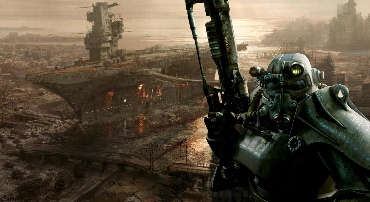 Fallout by AuraIan