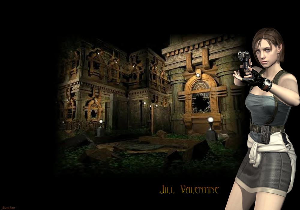 Jill Valentine 2 by AuraIan