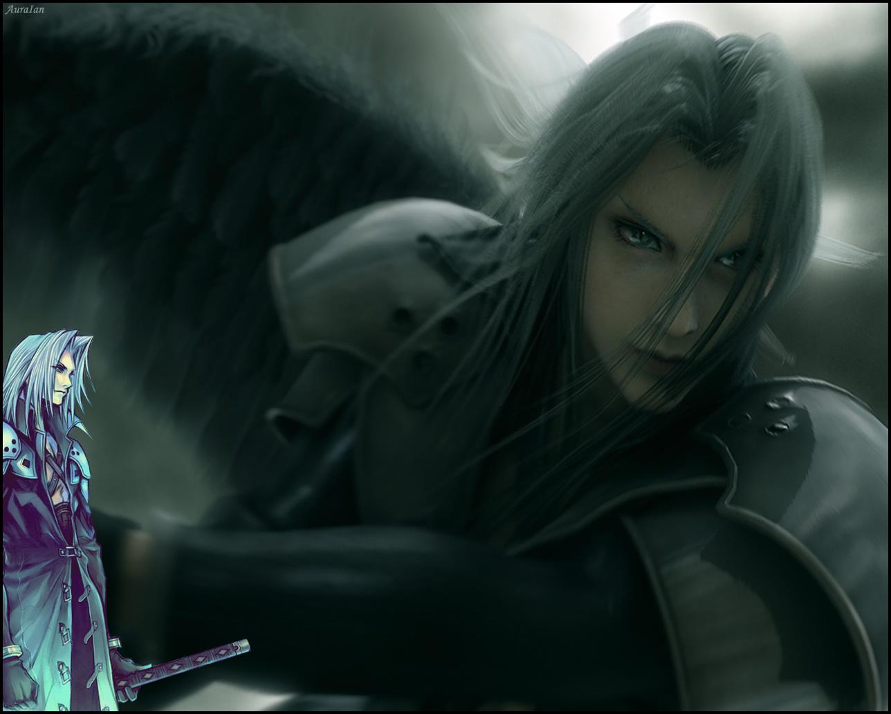 Sephiroth by AuraIan