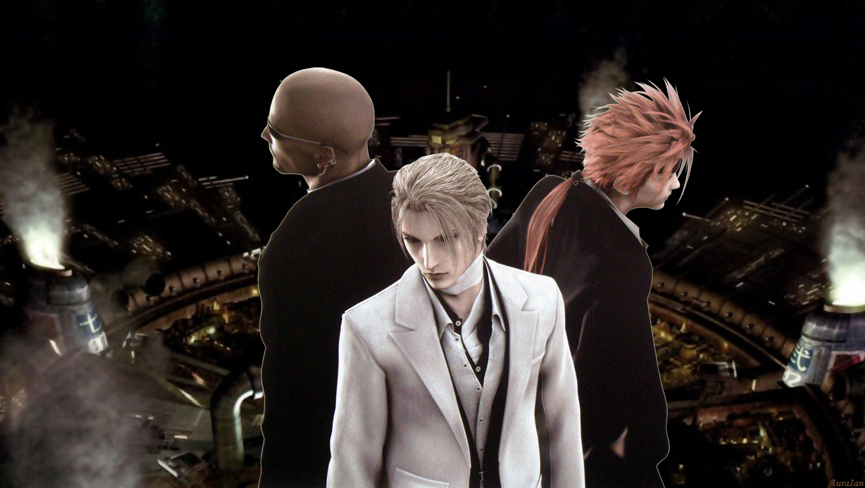 Final Fantasy VII (2) by AuraIan