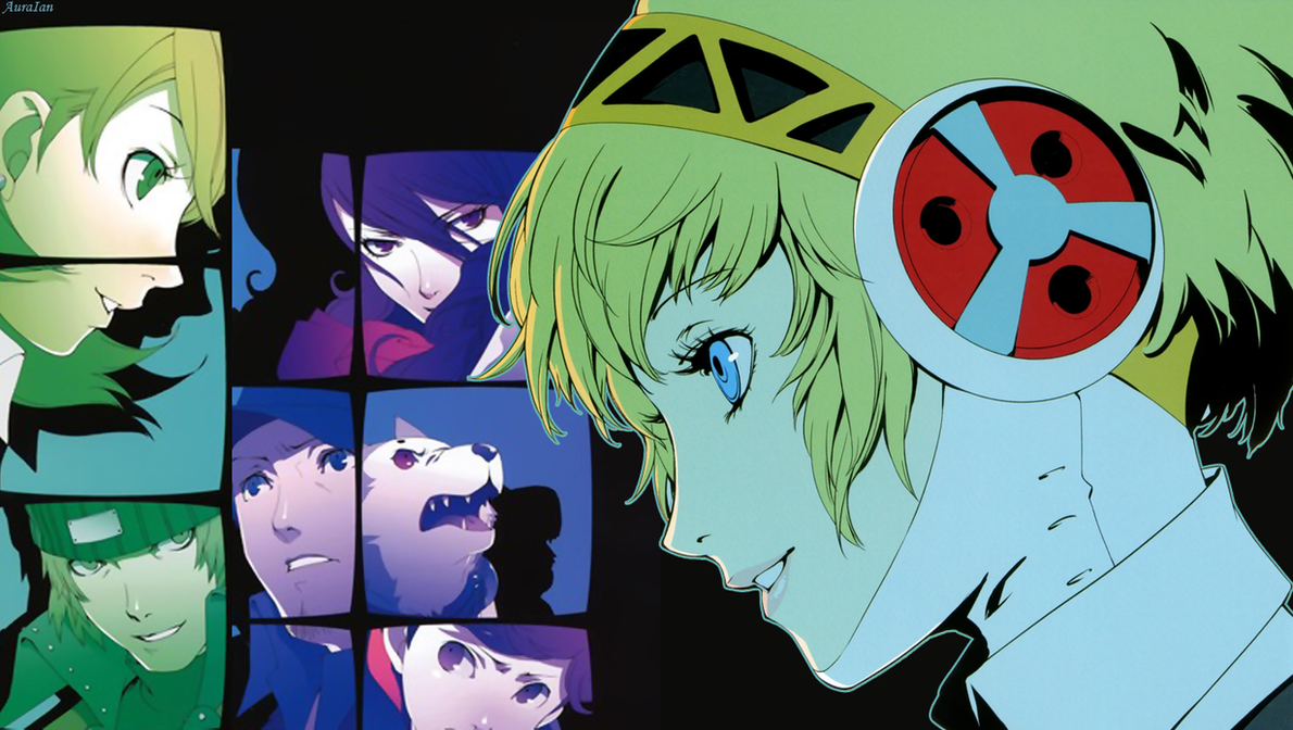 Persona 3 by AuraIan