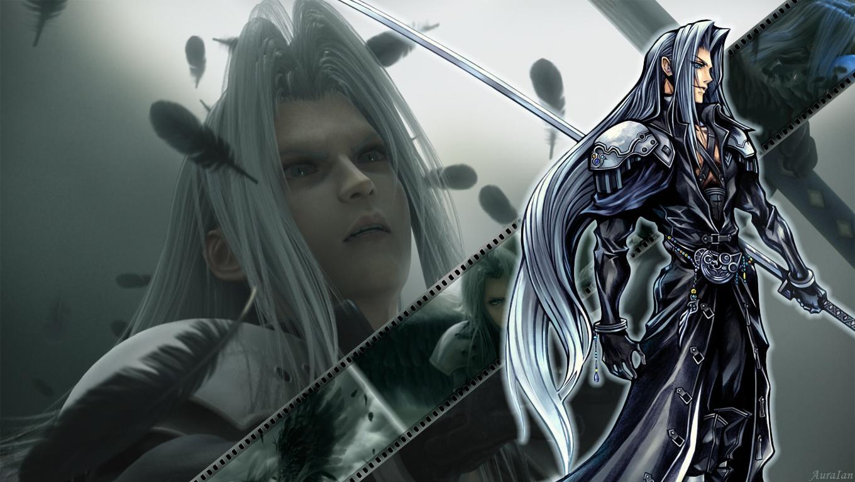 Sephiroth (3) by AuraIan