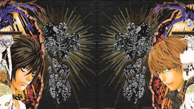 Death Note (4) by AuraIan