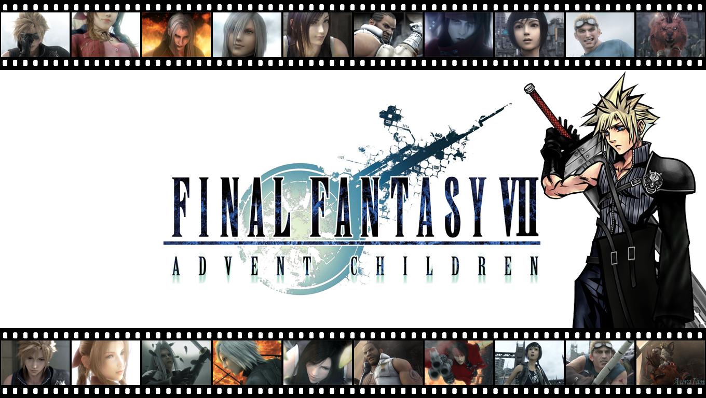 Final Fantasy VII (3) by AuraIan