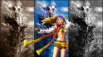 Rikku - Version 2 - by AuraIan