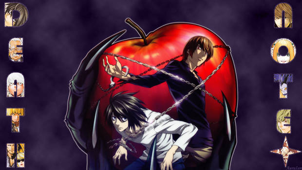 Death Note (5) by AuraIan