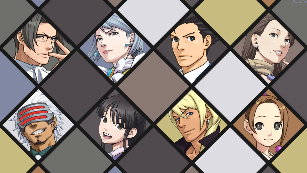 Ace Attorney (4)