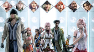 Final Fantasy XIII (4) by AuraIan