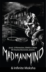 Mad Man Mind - Poster 2