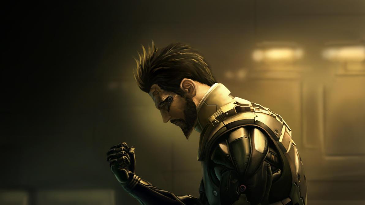 Deus Ex Human Revolution by PrimalClone