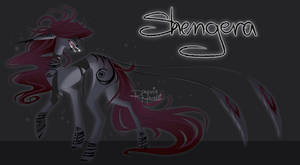 [OC] Shengera by yeongookie