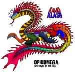 Ophiomega: Spectrum of the Sea