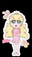 : Pink Peaches :