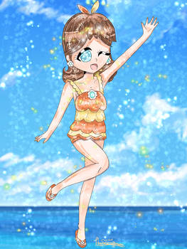 : Swimwear Daisy :