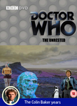 Dr Who the unrested cover by Berrybackup