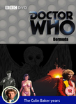 Dr who - Bermuda dvd cover by Berrybackup
