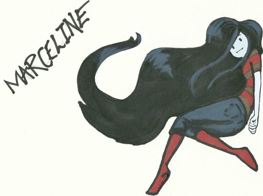 Marceline by jellitot