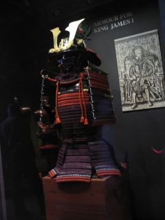Tokugawa armour by digbigdaddy2