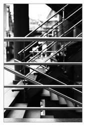 Behind Railings by freakeystyley34
