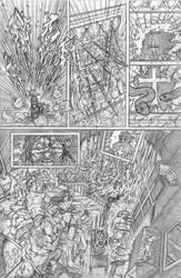 Batman 3 by Galtharllin