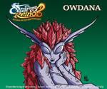 Owdana by Galtharllin